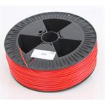 German RepRap 100205 (ABS 3-2100 RED) 3D cartridge, 3mm 2100 Gr