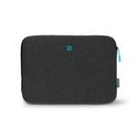 "Dicota D31748 notebook case 39.6 cm (15.6"") Sleeve case Anthracite, Blue"