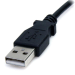 StarTech.com USB to 5.5mm Power Cable - Type M Barrel - 2m USB2TYPEM2M