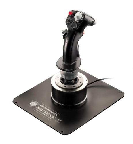Thrustmaster HOTAS Warthog Flight Stick Joystick PC Black