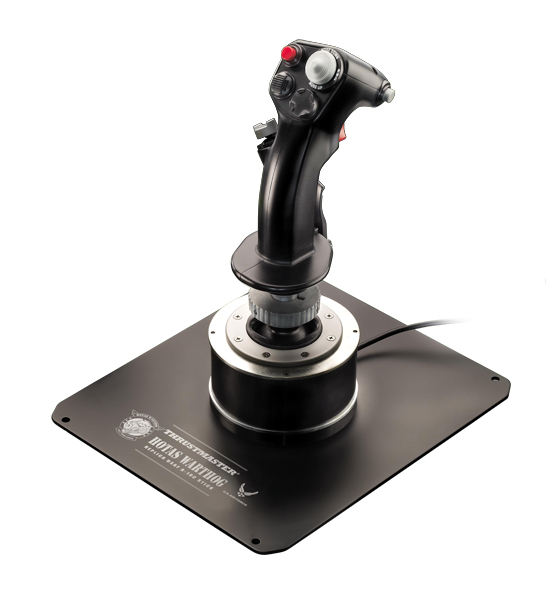 Hotas Warthog Flight Stick