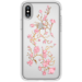 Speck Presidio Clear + Print Apple iPhone X/XS GoldenBlossoms Pink/Clear