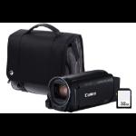 Canon Legria HF R86 Black Camcorder Kit including 32GB SD Card & Case