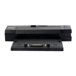 DELL 452-11512 notebook dock/port replicator Docking Black