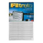 3M Filtrete Replacement Filter OAC250RF for OAC250 Office Air Cleaner