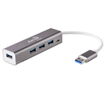 AEROCOOL ASA USB Hub AT-HB-7AE | USB 3.0 to 4 x USB 3.0