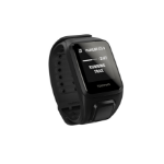 TomTom Spark Cardio + Music + Bluetooth Headphones Black Large