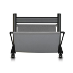 HP Designjet T/Z 24-in Stand Printer Multimedia stand Black