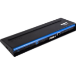 Targus ACP71EUZA notebook dock/port replicator Wired USB 3.0 (3.1 Gen 1) Type-B Black