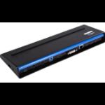 Targus ACP71EUZA notebook dock & poortreplicator Bedraad USB 3.2 Gen 1 (3.1 Gen 1) Type-B Zwart