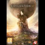 2K Sid Meiers Civilization VI PC Basic PC BRA, CHI (SIMPL), CHI (TR), DEU, ENG, ESP, FRE, ITA, JPN, KOR, POL, RUS Videospiel