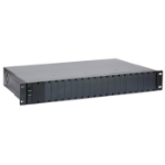 DeLOCK 86458 1.5U Black network equipment chassis