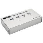 Tripp Lite U215-004-R 4-Port USB 2.0 Printer / Peripheral Sharing Switch