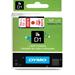 DYMO 45015 (S0720550) DirectLabel-etikettes, 12mm x 7m
