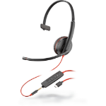 POLY Blackwire C3215 Headset Head-band Black