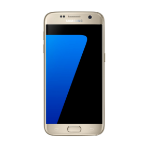 "Samsung Galaxy S7 SM-G930F 5.1"" Single SIM 4G 4GB 32GB 3000mAh Gold"