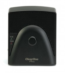 ClearOne MAX IP Expansion Base speakerphone Black