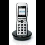 Auerswald COMfortel M-210 DECT telephone Black,Silver