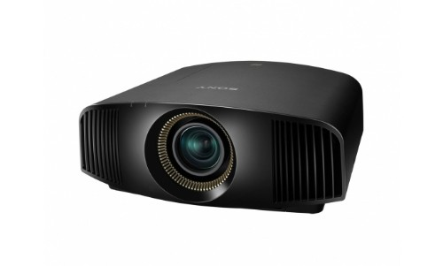 Sony VPL-VW550ES data projector 1800 ANSI lumens SXRD DCI 4K (4096 x 2160) 3D Wall-mounted projector Black