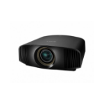 Sony VPL-VW550ES Wall-mounted projector 1800ANSI lumens SXRD DCI 4K (4096 x 2160) 3D Black data projector