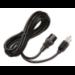 Hewlett Packard Enterprise AF569A power cable Black 1.83 m C13 coupler