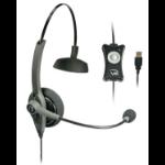 VXi TalkPro USB1 Monaural Head-band headset