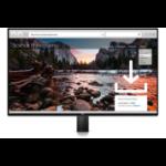 """DELL UltraSharp U2717DA LED display 68.6 cm (27"""") Wide Quad HD Flat Matt Black"""
