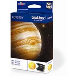 Brother LC-1240Y ink cartridge Original Yellow 1 pc(s)