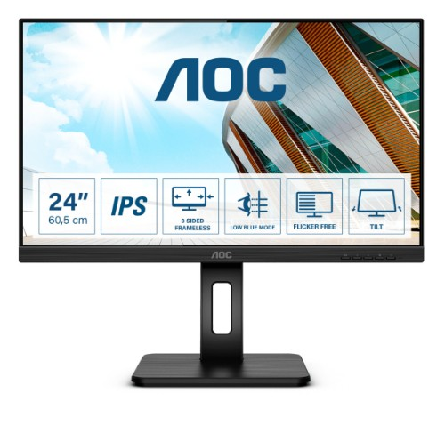 AOC Pro-line 24P2Q LED display 60.5 cm (23.8