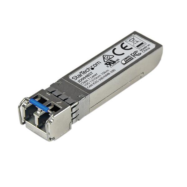 StarTech.com Módulo Transceptor SFP+ Compatible con HP JD094B - 10GBASE-LR