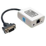 Tripp Lite B132-100A-SR AV receiver Black,White AV extender