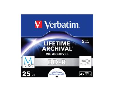 Verbatim M-Disc BD-R 43823