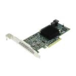 Broadcom LSI SAS 9300-4i - Storage controller - SATA 6Gb/s / SAS 12Gb/s - 4800 MBps - PCIe 3.0 x8