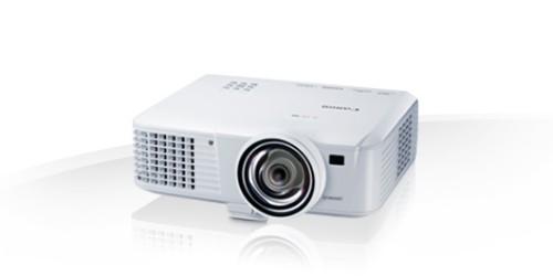 Canon LV WX310ST data projector 3100 ANSI lumens DLP WXGA (1280x800) Desktop projector White