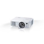 Canon LV WX310ST videoproyector 3100 lúmenes ANSI DLP WXGA (1280x800) Proyector para escritorio Blanco