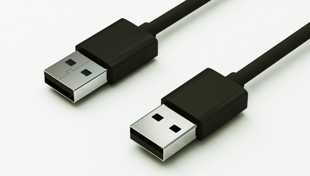 Datalogic 90A052135 cable USB 4,5 m 2.0 USB A Negro