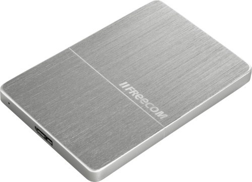 Freecom mHDD Slim external hard drive 1000 GB Silver