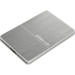 Freecom mHDD Slim 1000GB Silver external hard drive