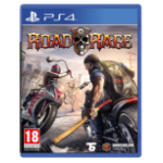 Avanquest Road Rage, PS4 Basic PlayStation 4 English video game