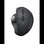 Logitech MX Ergo RF Wireless+Bluetooth Trackball 440DPI Right-hand Black mice