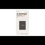 2-Power MBI0200B Battery Black