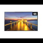 "NEC MultiSync E651-T Digital signage flat panel 65"" LCD Full HD Black"