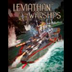 Paradox Interactive Leviathan: Warships, PC/MAC Basic Mac/PC English video game