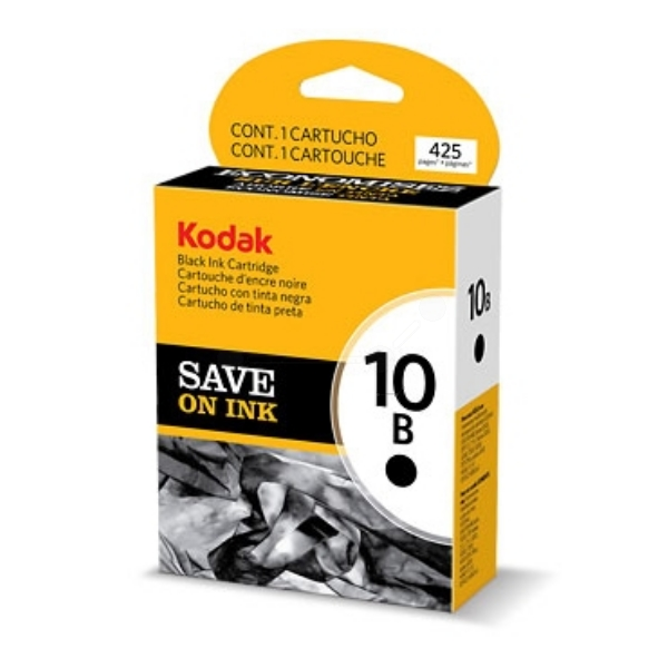 Kodak 3949914 (10B) Ink cartridge black, 425 pages, 15ml