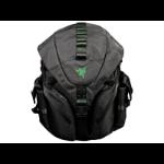 Razer Mercenary backpack Nylon Black/Green