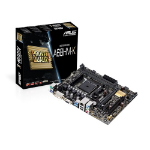 ASUS A68HM-K AMD A68 Socket FM2+ Micro ATX motherboard