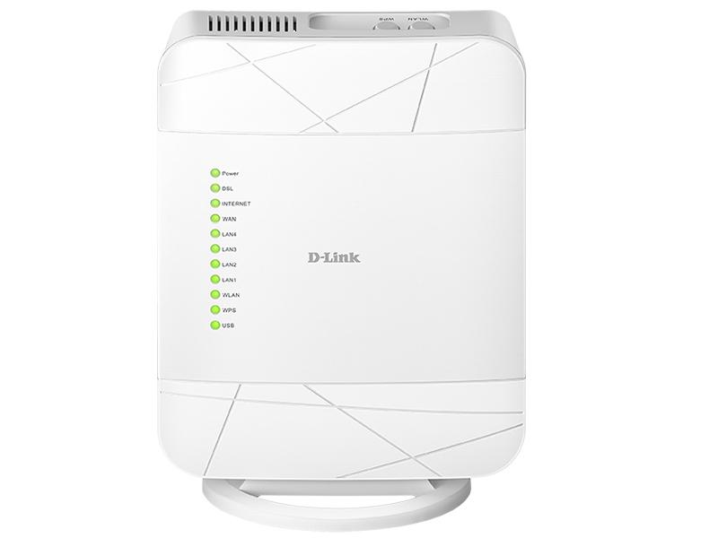 D-Link DSL-G225 Single-band (2.4 GHz) Gigabit Ethernet 3G White wireless router