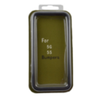 "MicroMobile MSPP2868 4"" Border Black mobile phone case"