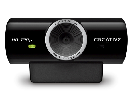 Webcam - Live! Cam Sync HD