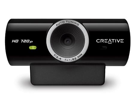 Creative Labs Live! Cam Sync HD webcam 3 MP 1280 x 720 pixels USB 2.0 Black